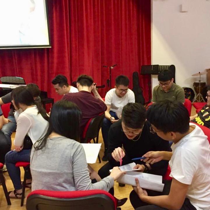 2019 学习时光哥林多前书Bible Study